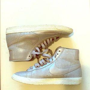 Nike for J. Crew Blazer High Tops